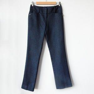 The Limited dark grey slacks, dress pants